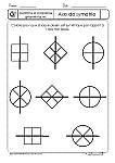Axe de symétrie ce1