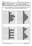 Géométrie, fiches d'exercices GS CP CE1 - Les Coccinelles