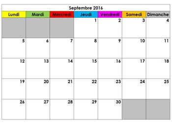 Calendrier Scolaire 20192020.Preparation De La Rentree Des Classes Cp Ce1 Ce2 Ulis Segpa