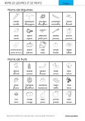 Exercices Vocabulaire Orthographe Grammaire Gs Cp Ce1 Les Coccinelles
